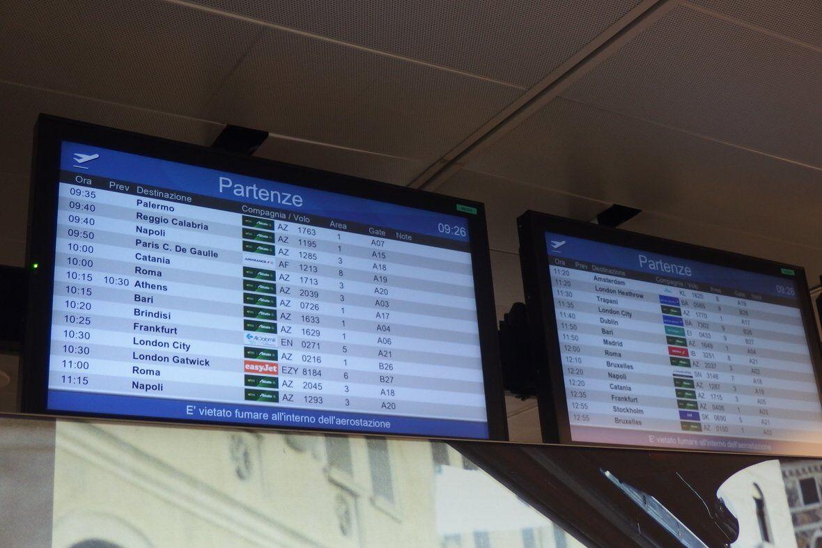イタリア・ミラノの入国審査マニュアル