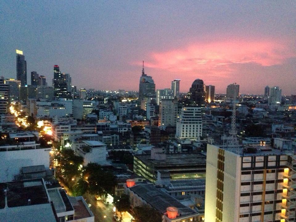 タイ・バンコクの天気は?年間の気候と旅行中におすすめの服装