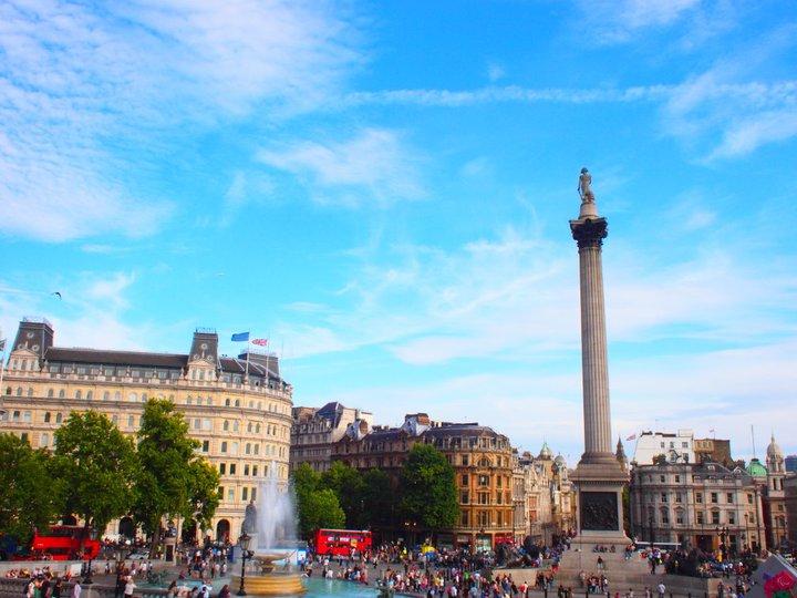 イギリス・ロンドンの天気・気候・気温~おすすめの服装写真