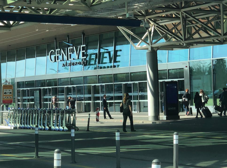 スイス・ジュネーブ国際空港から市内へのアクセス方法 | ロコタビ