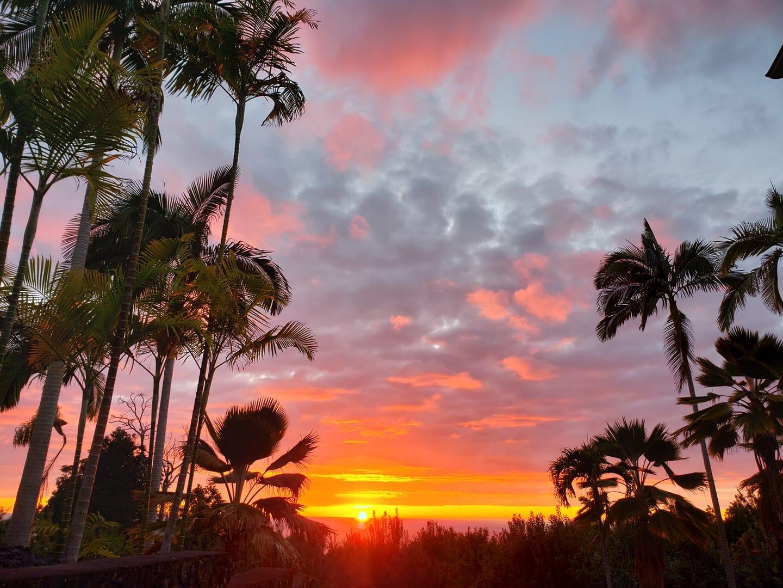 ハワイ島の年間の気候と旅行中におすすめの服装!世界中の気候の宝庫、!いくつもの顔をもつ不思議な島へようこそ!