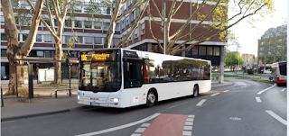 ドイツ・ケルンのバス乗り方ガイド〜路線図、料金、おすすめ観光ルート