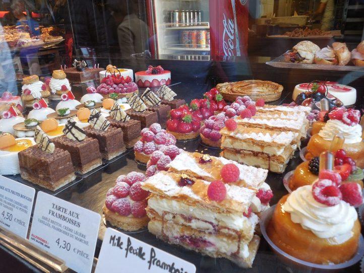 種類別!フランスのお菓子&スイーツ解説〜ケーキ、チョコ、デザートなど