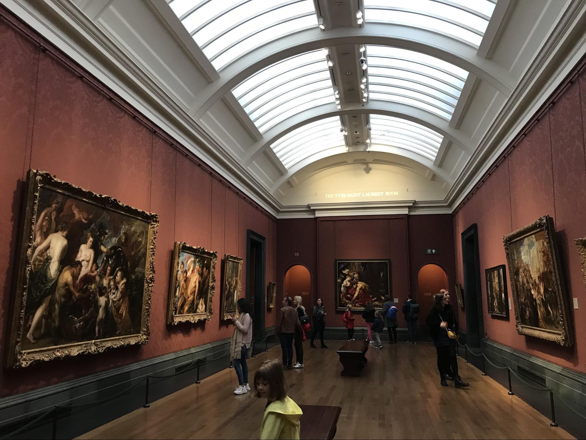 ギャラリー ロンドン