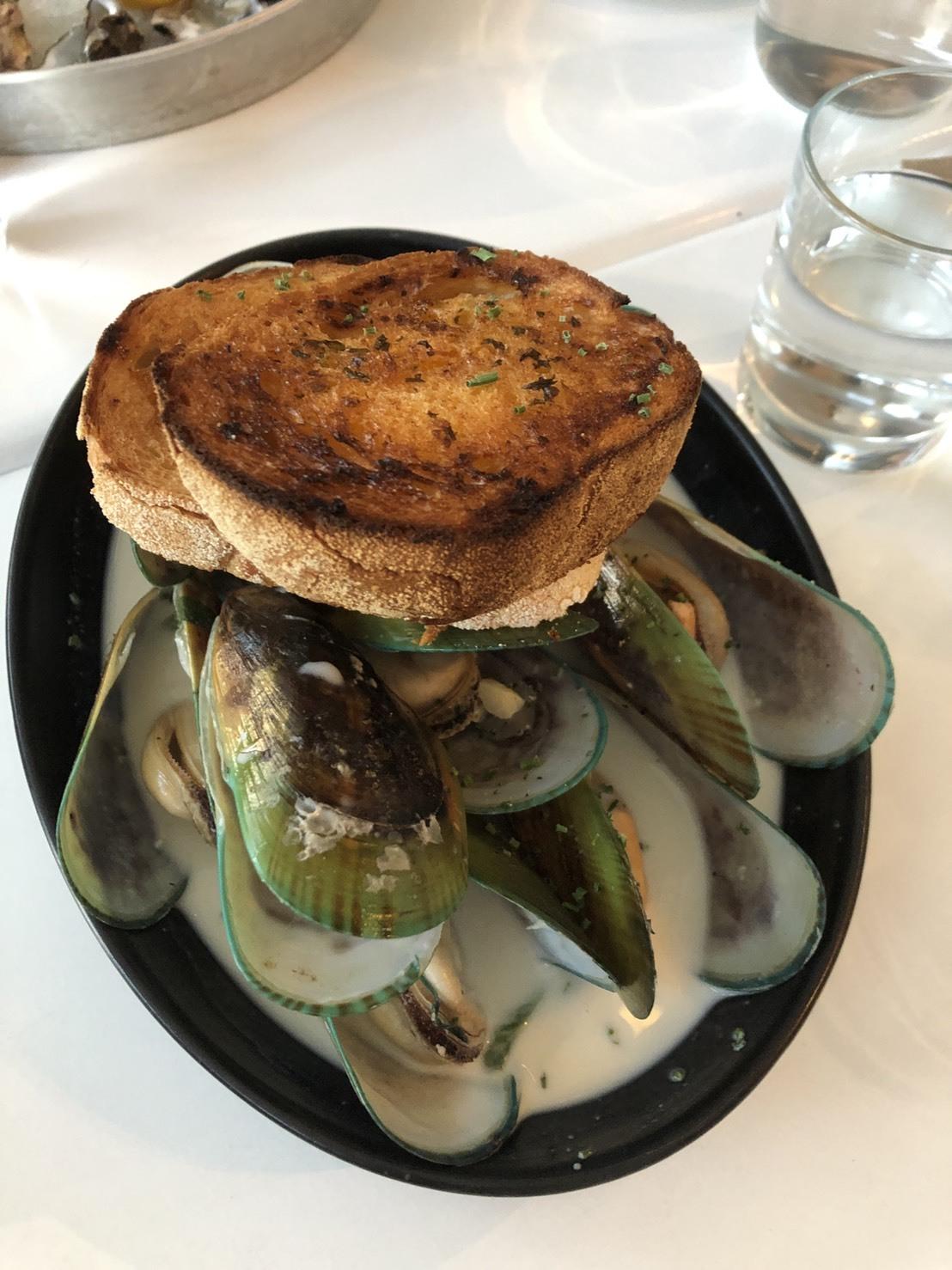 マッスル | オークランド(NZ)在住サチさんのおすすめ料理・食べ物
