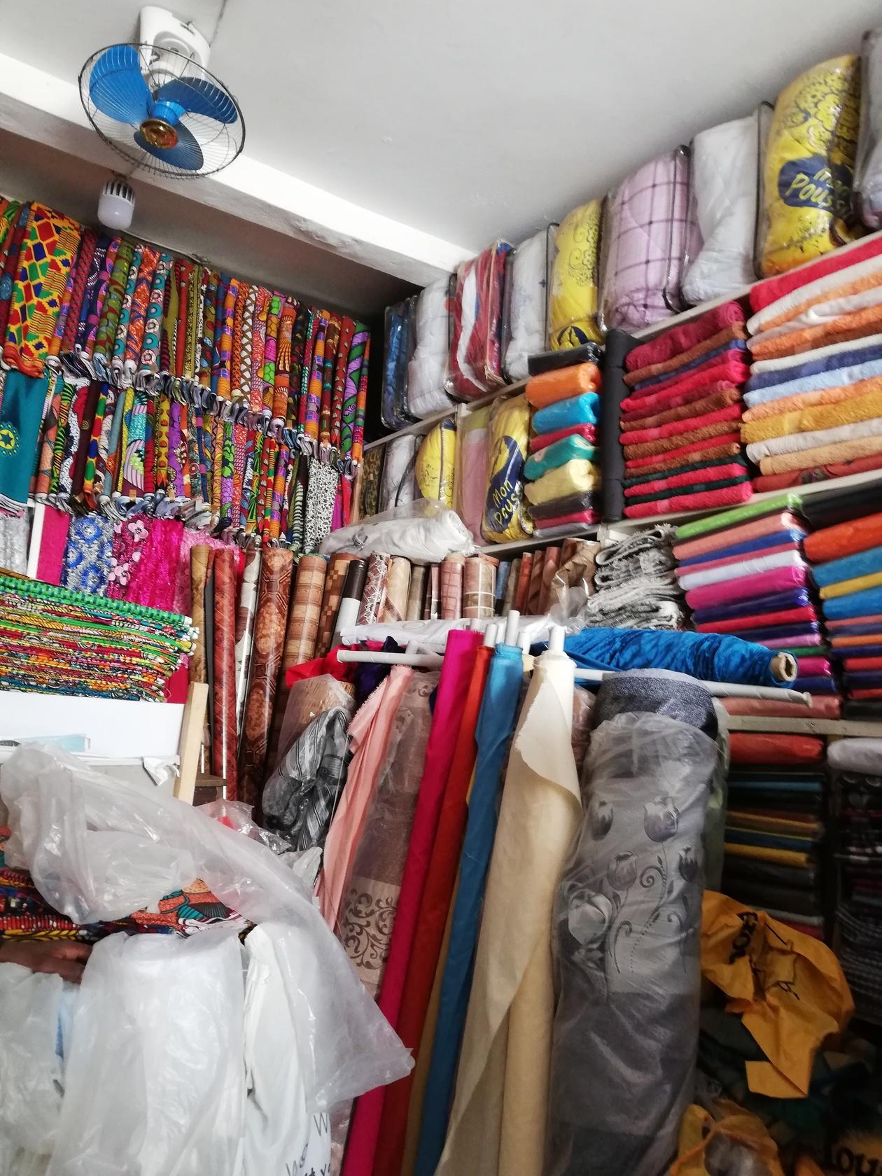 アフリカの布 | ダカール在住yoshieさんのおすすめお土産