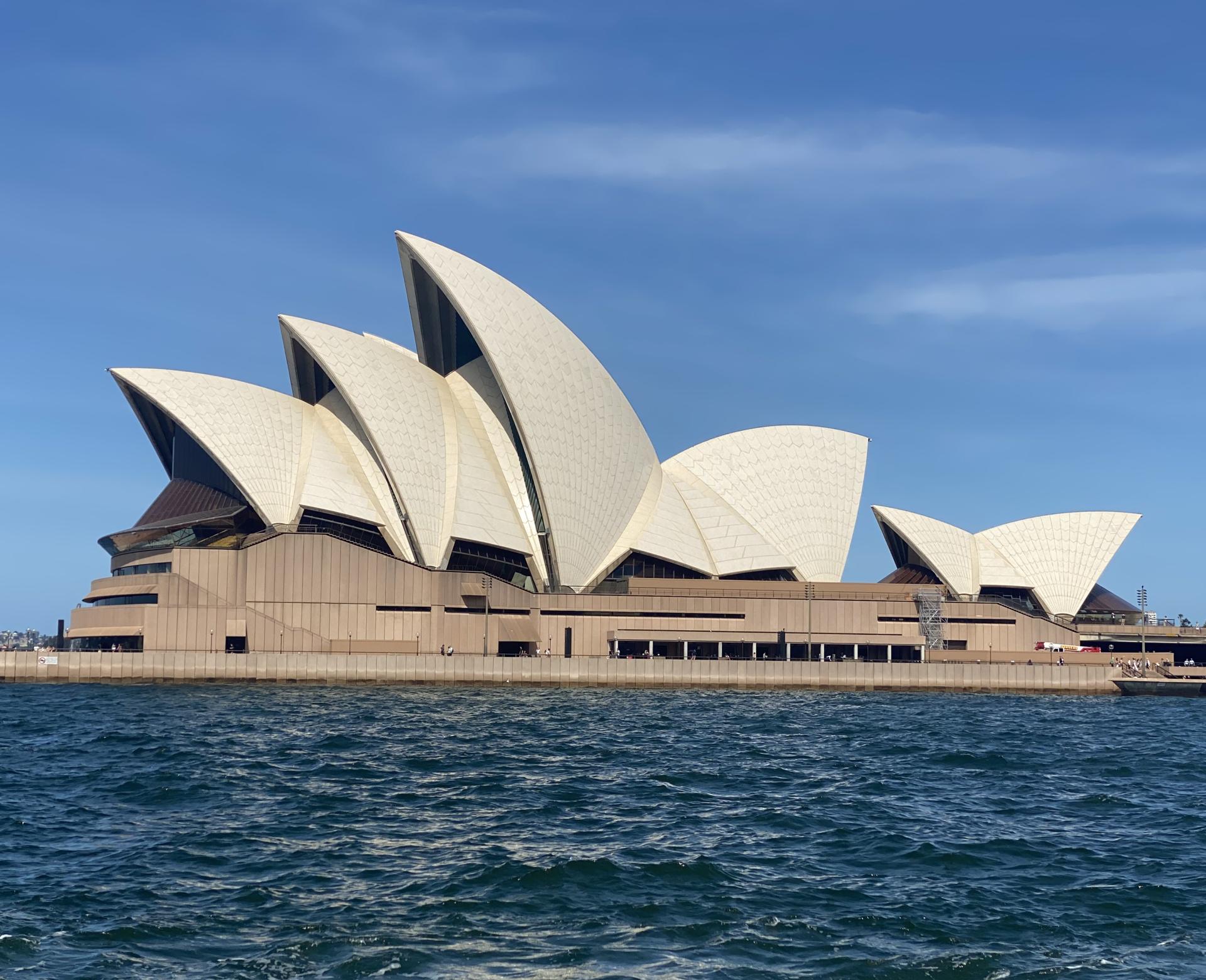 シドニーの中心街1日観光ツアー   | シドニー在住リナさんのおすすめ1日観光モデルコース&プラン