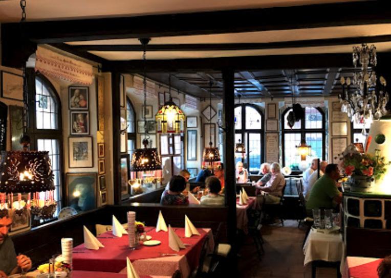 デューラー レストラン | ニュルンベルク在住まっちゃさんのおすすめグルメ・食事スポット