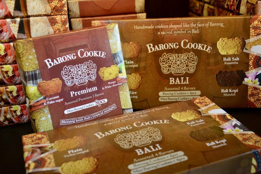 バロンクッキー   バリ島在住MIMOさんのおすすめお土産