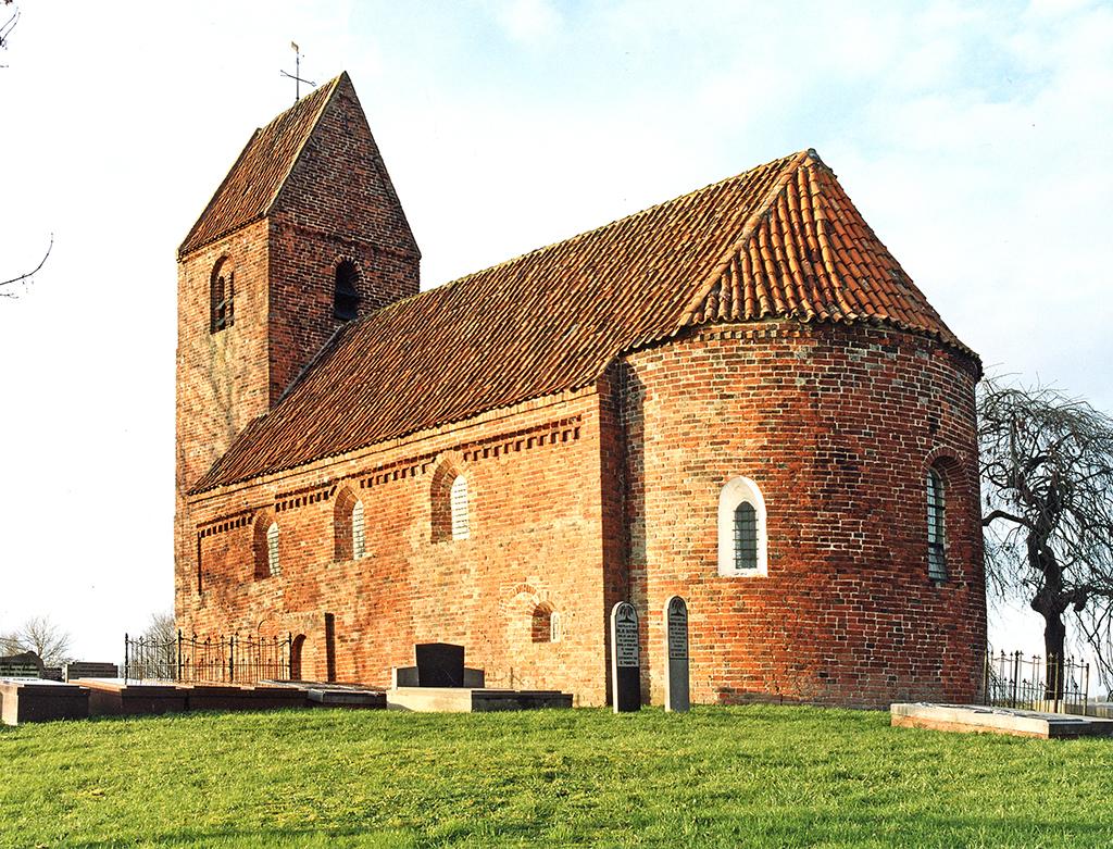 スイスイ自転車で行けるグローニンゲンの教会めぐり | フローニンゲン在住オレンジジュースさんのおすすめ1日観光モデルコース&プラン