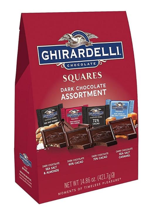 ギラルデッリのチョコレート | バーリンゲーム在住ジョニーさんのおすすめスイーツ・お菓子