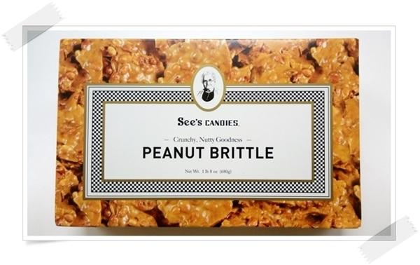 シーズキャンディのピーナッツ・ブリトル (Peanut Brittle) | ロサンゼルス在住ビバ アメリカーナさんのおすすめスイーツ・お菓子