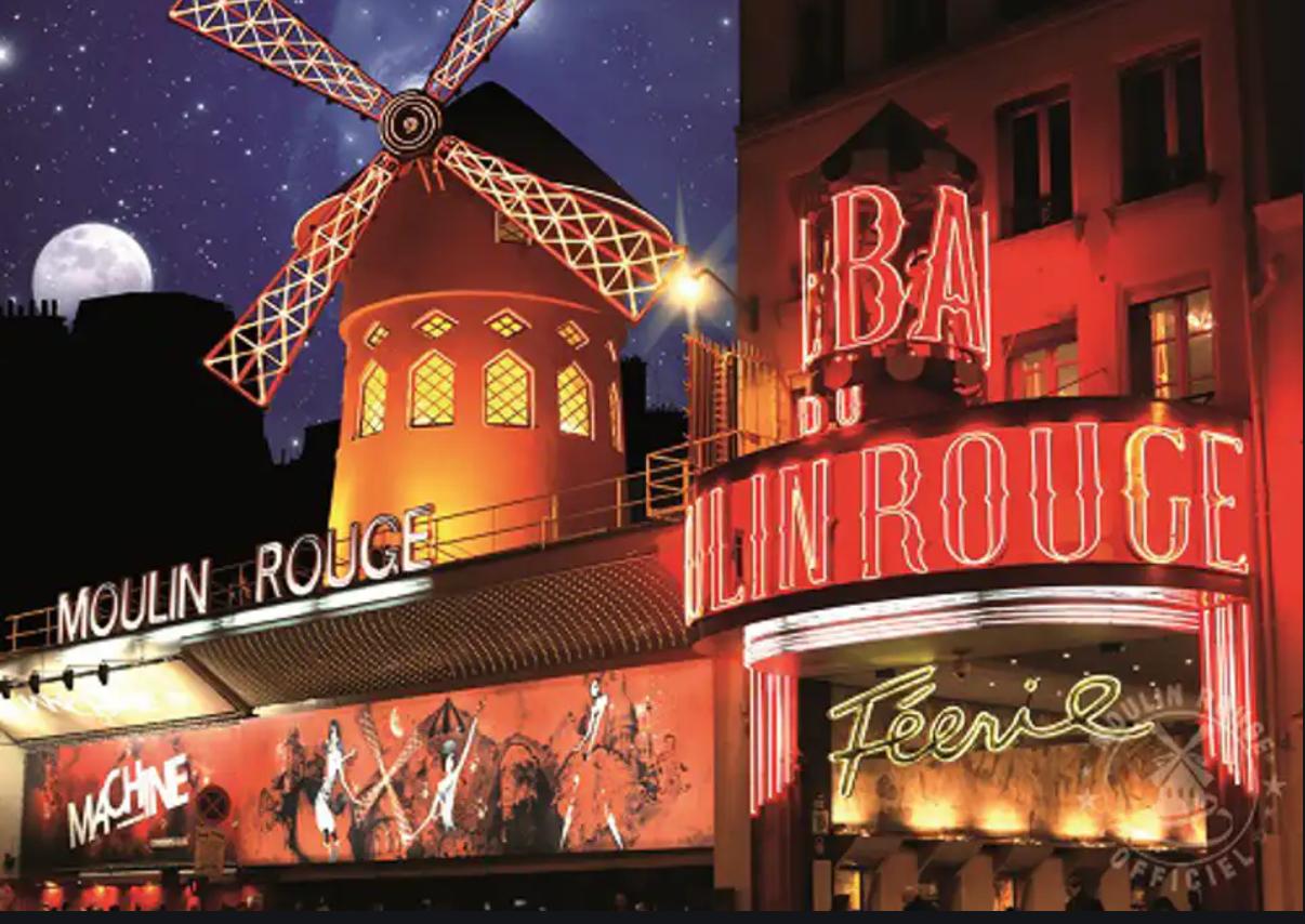 ムーランルージュ | パリ在住NKNKPARISさんのおすすめ夜遊びスポット