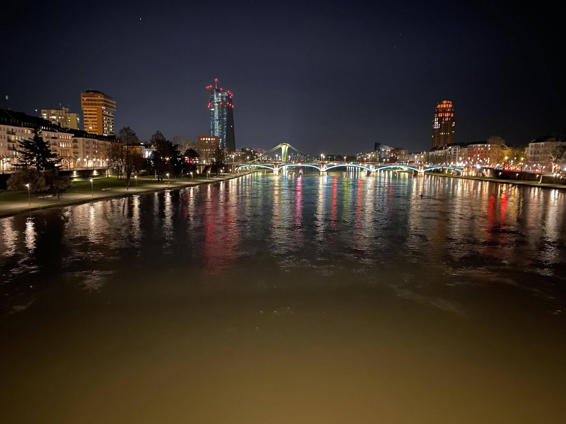 マイン川 | フランクフルト在住ケイさんのおすすめ夜景スポット