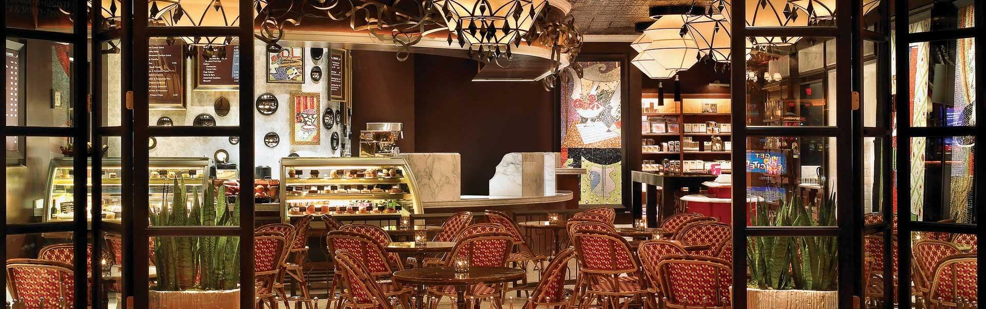 Wynn Las Vegas 内にあるジェラート店   リノ(ネバダ)在住なつさんのおすすめスイーツ・お菓子
