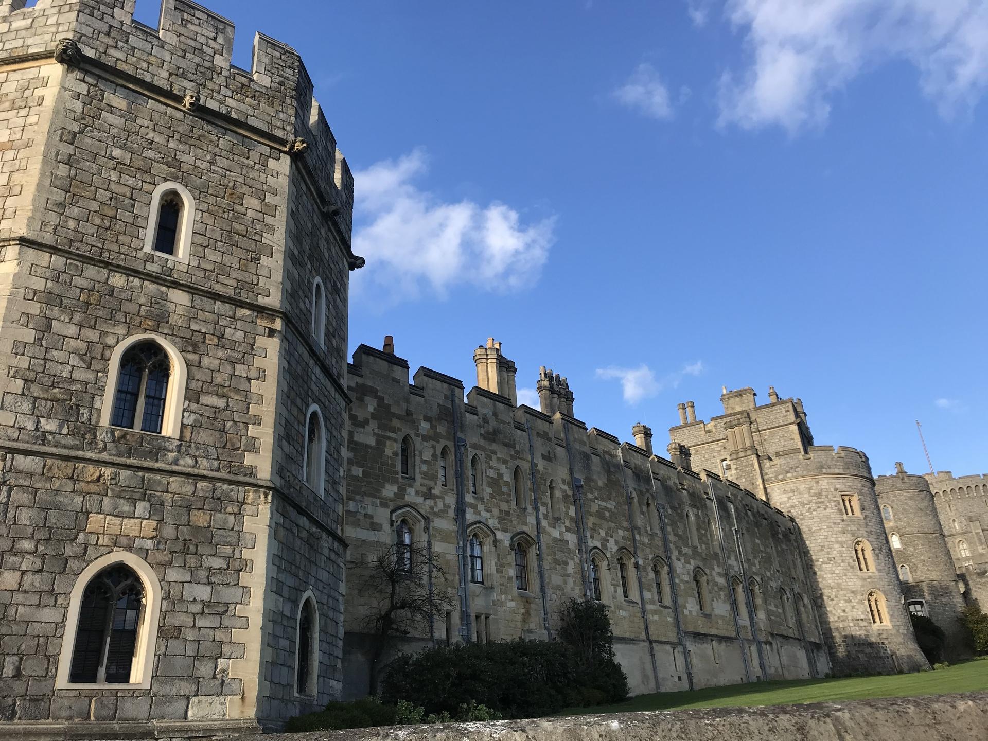 ウィンザー城とロングウォーク | ロンドン在住ひなさんのおすすめエリア・地区