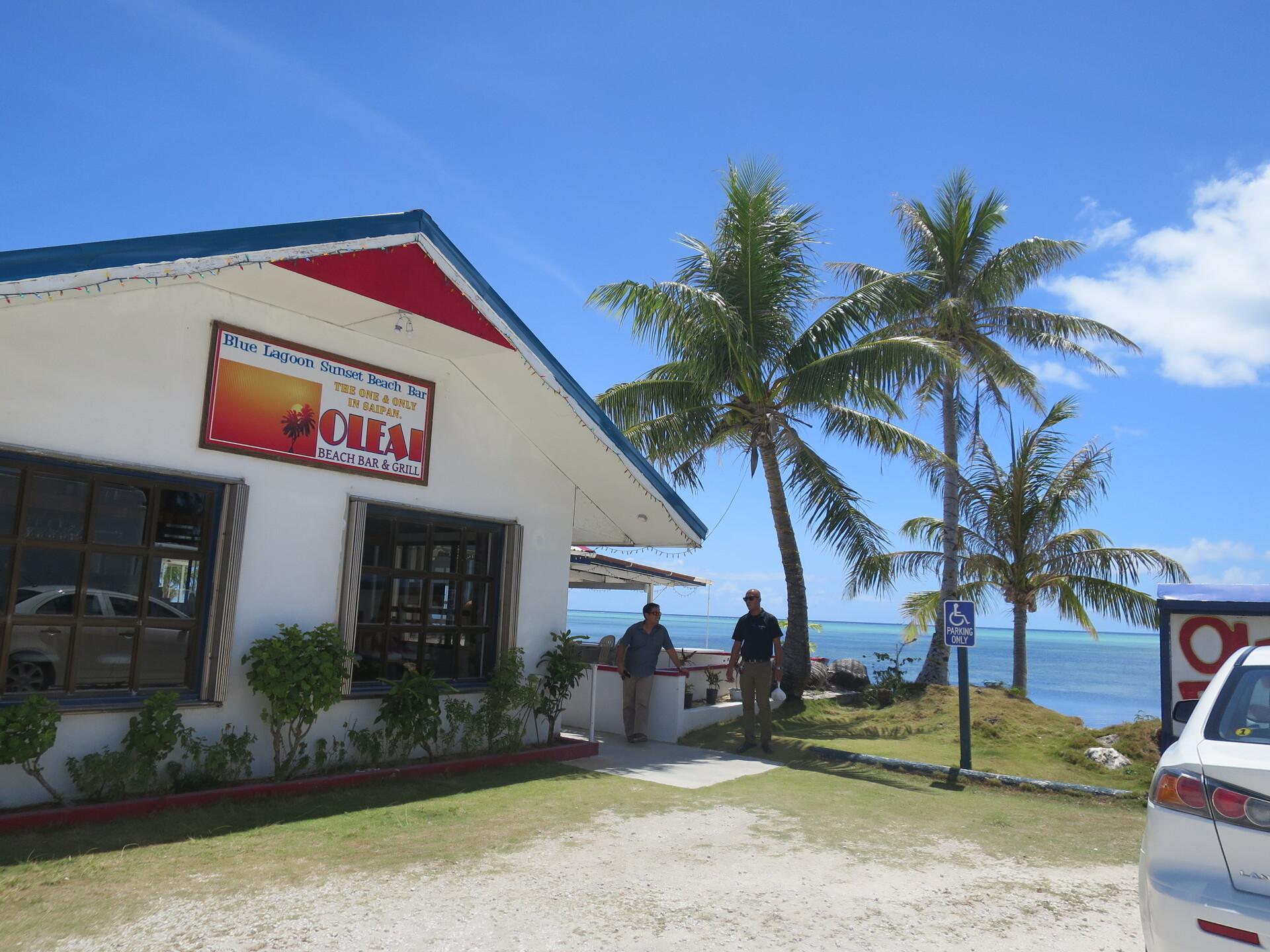 オレアイ・ビーチ・バー・&グリル | サイパン島在住みゆ姉さんのおすすめグルメ・食事スポット