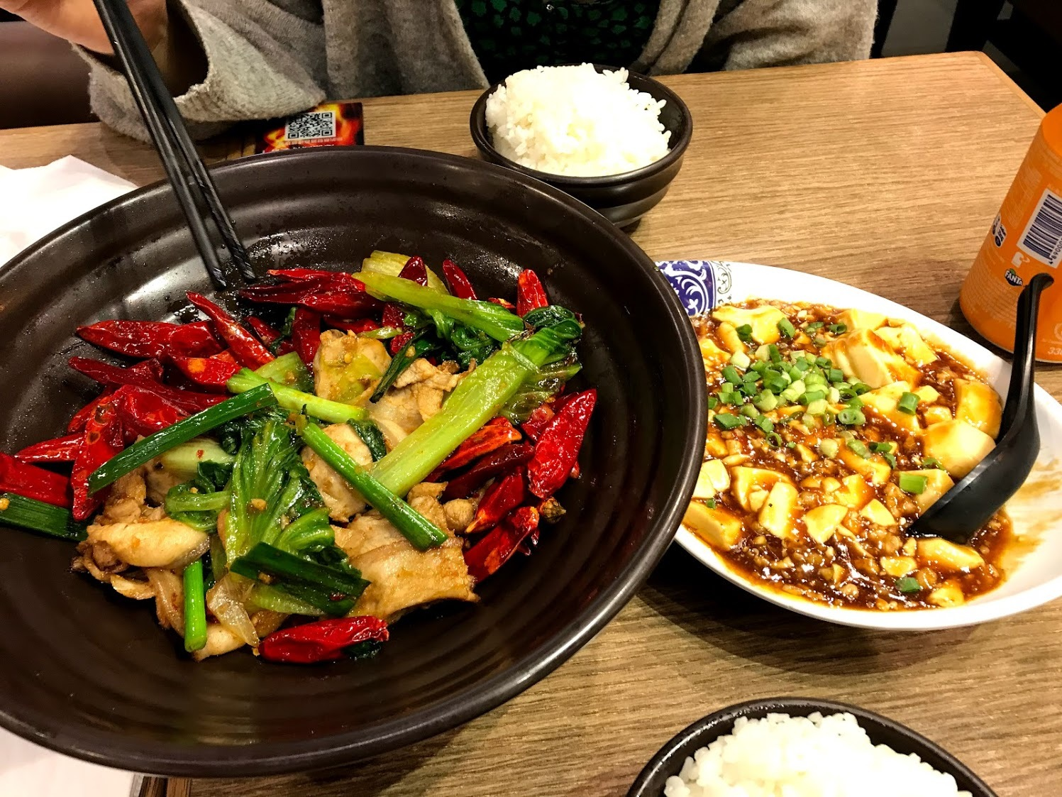 安くておいしい四川料理 | ホンコン(香港)在住シンゴさんのおすすめ料理・食べ物
