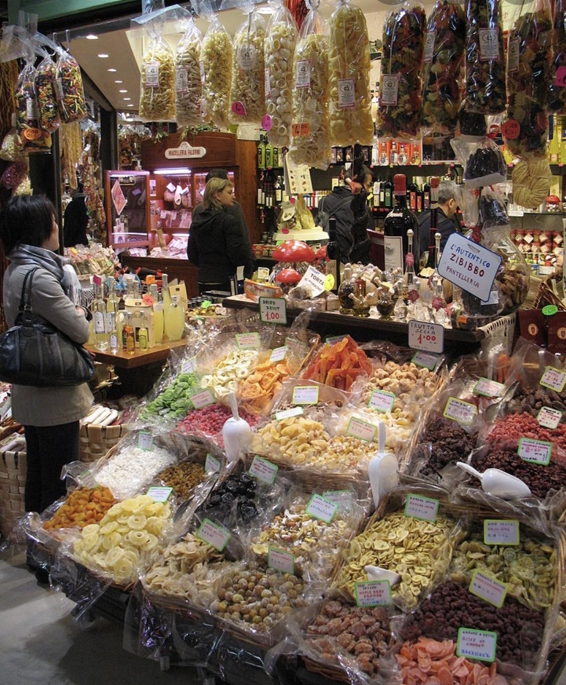 中央市場 | フィレンツェ在住Gumiさんのおすすめスイーツ・お菓子