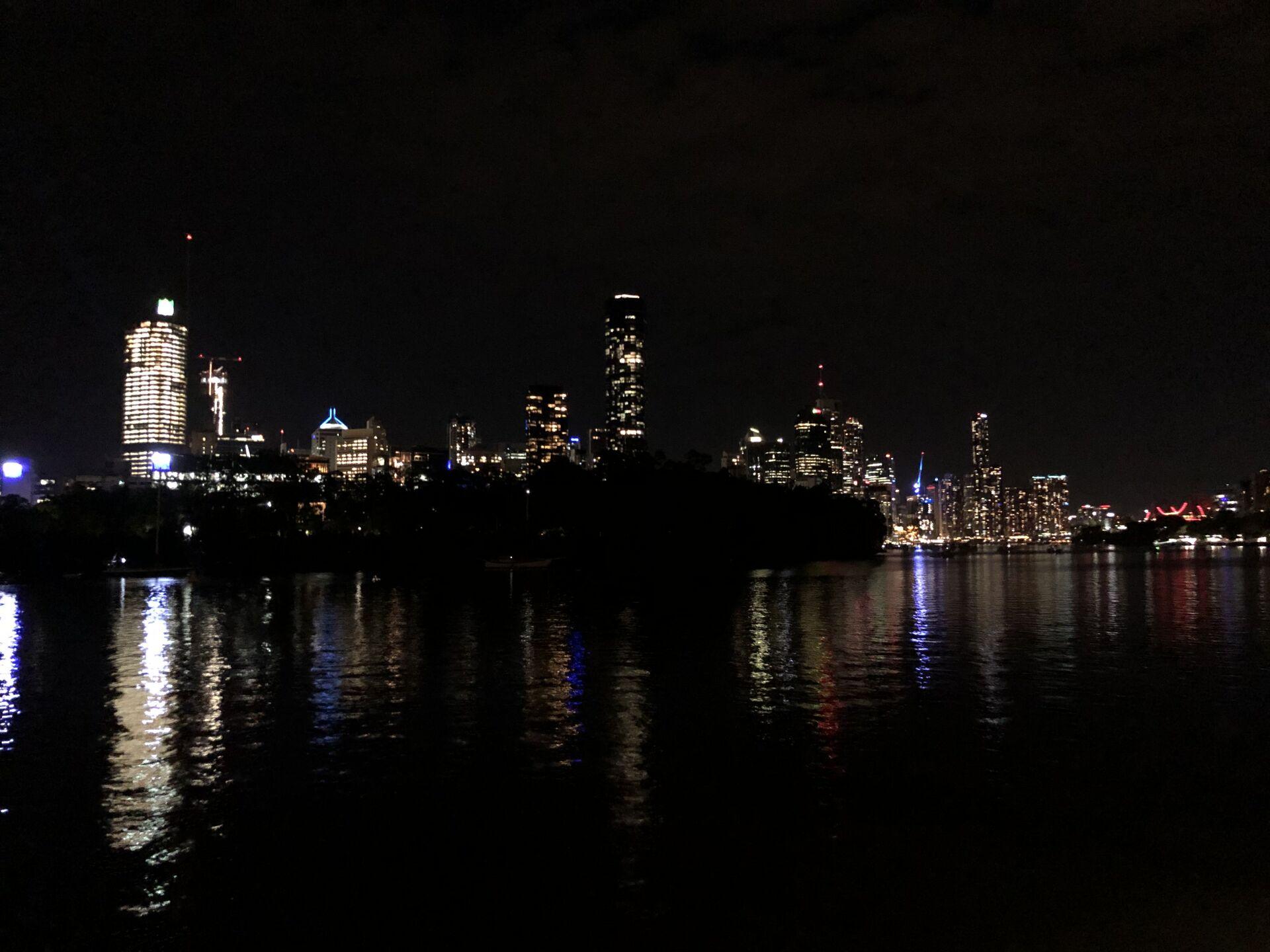 カンガルーポイント | ブリスベン在住まるさんのおすすめ夜景スポット