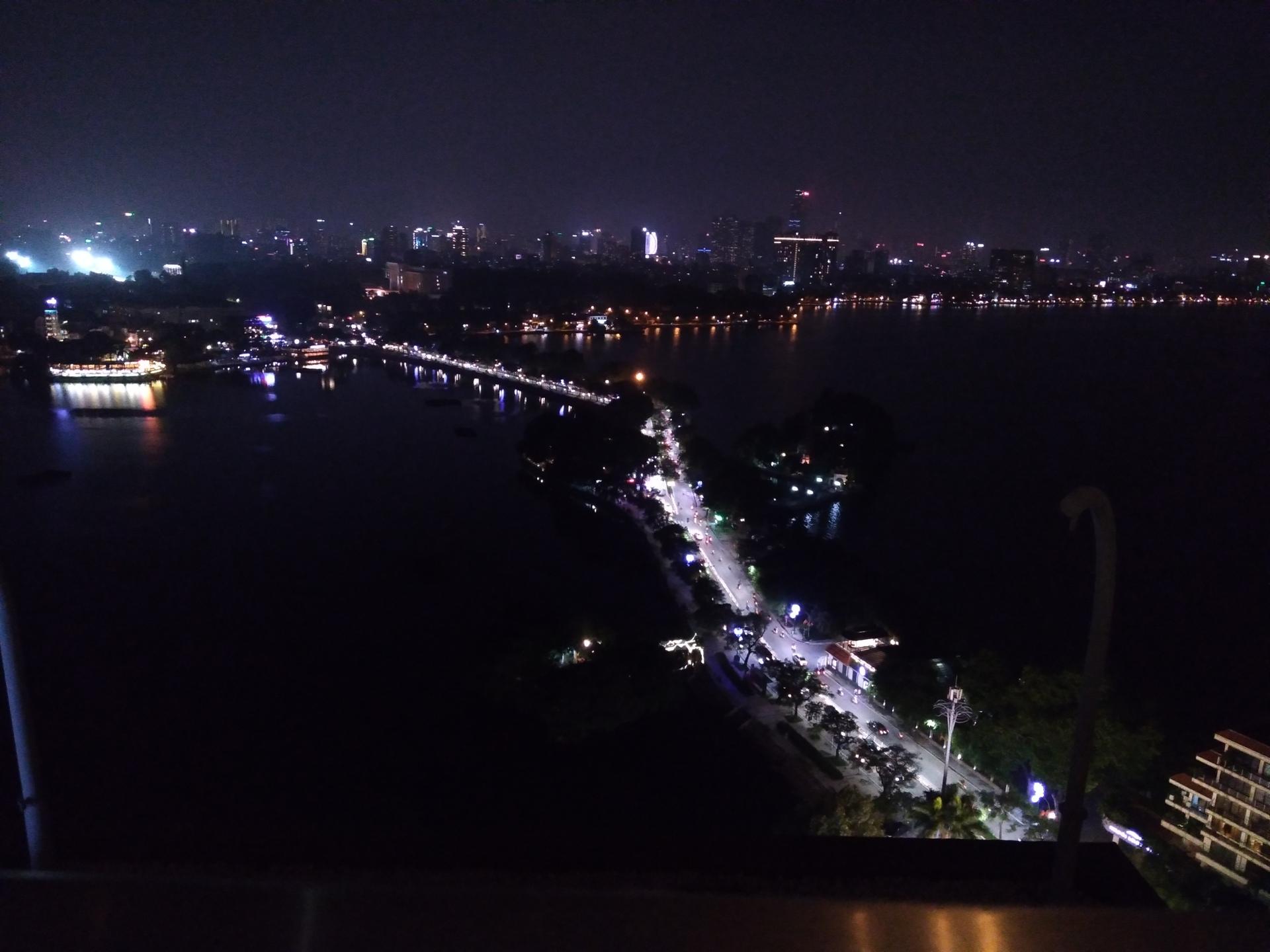 パンパシフィックホテルハノイ | ハノイ在住ハノイ700さんのおすすめ夜景スポット