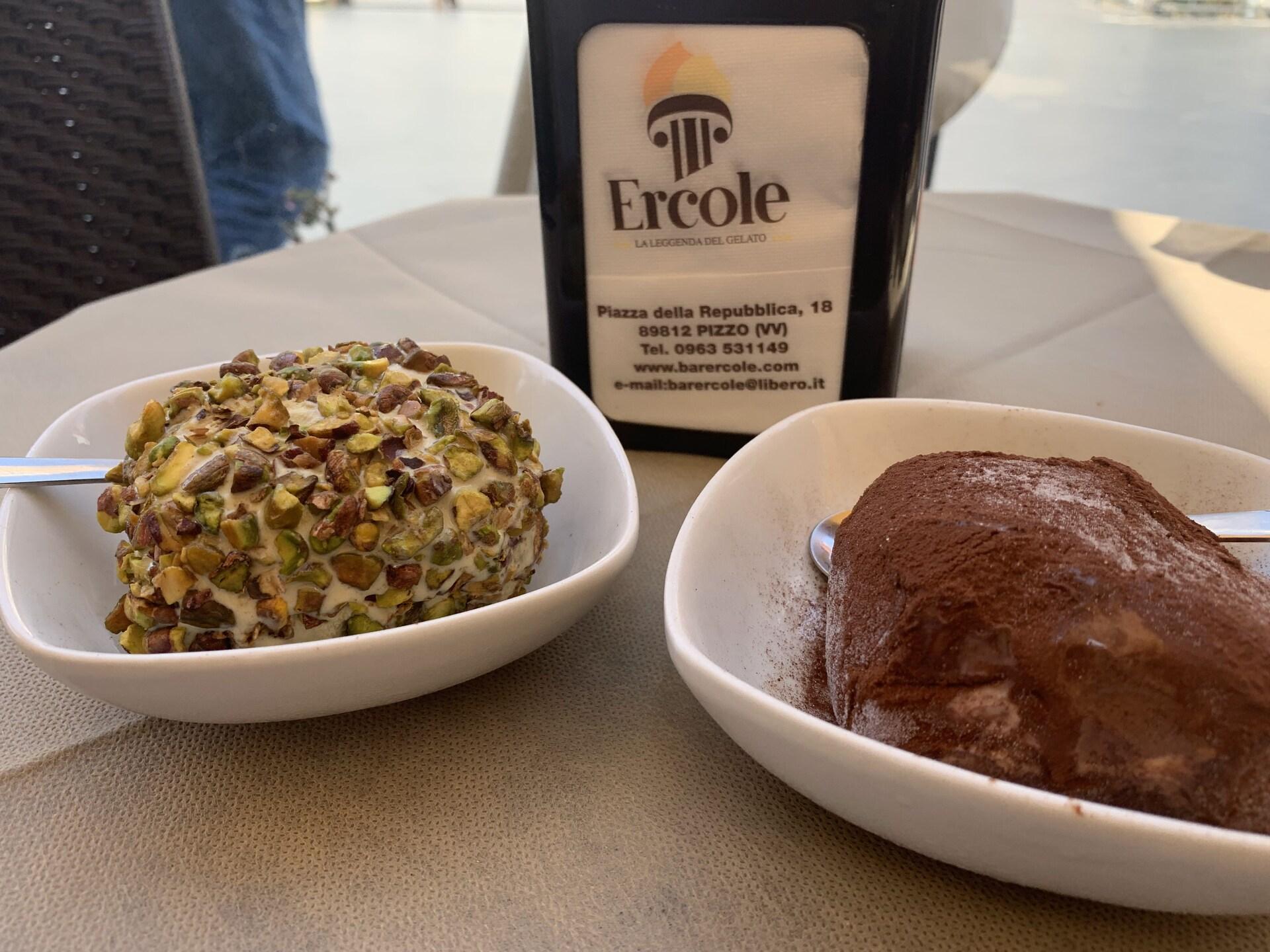 ピッツォにあるタルトゥーフォ | ヴィボ・ヴァレンツィア在住cocoさんのおすすめスイーツ・お菓子