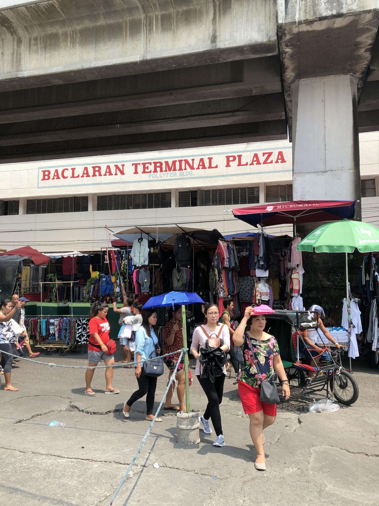 バクララン ショッピングマーケット | パラニャーケ在住kenjiさんのおすすめ観光スポット