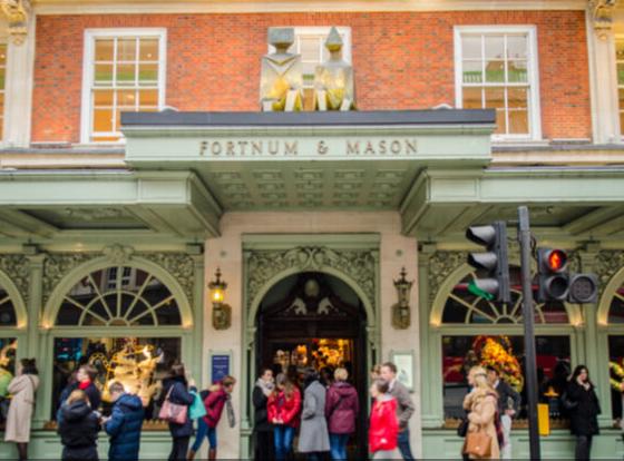 フォートナム・アンド・メイソンでショッピング | ロンドン在住Lavenderさんのおすすめお土産