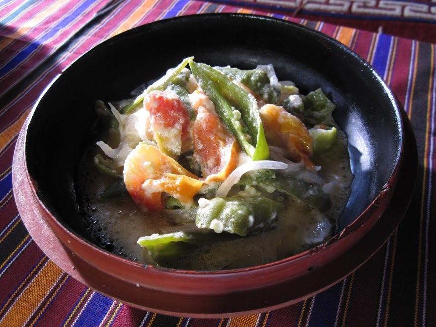 エマダツィ | ティンプー在住まさこさんのおすすめ料理・食べ物