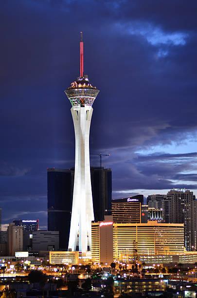 ストラトスフィアホテル&カジノ | ラスベガス在住ゆうきさんのおすすめ夜景スポット