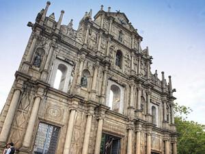 聖ポール天主堂跡 | マカオ在住椿さんのおすすめ観光スポット