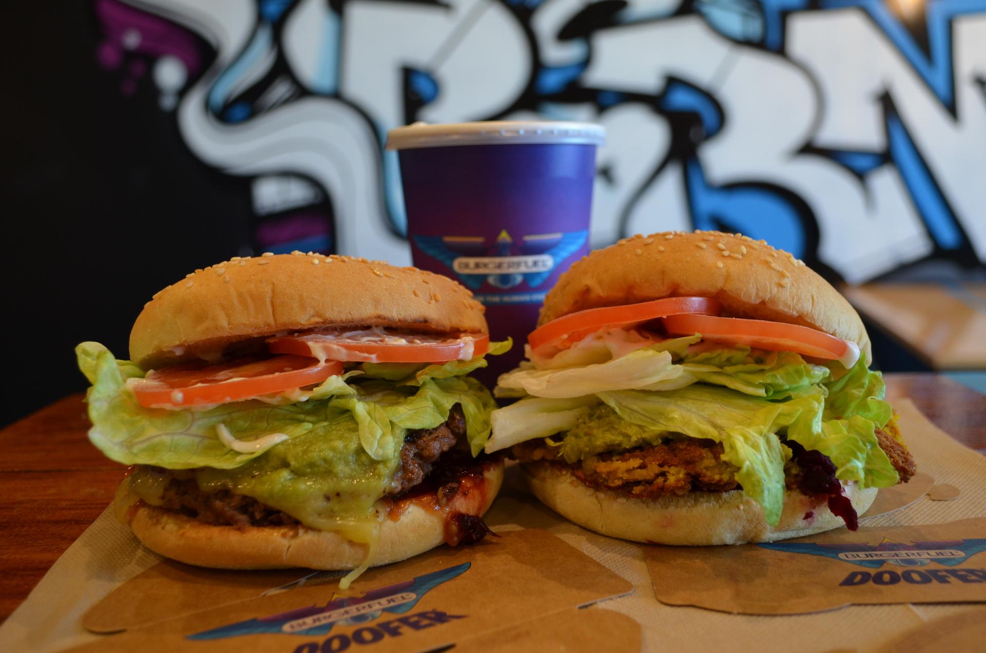 ハンバーガー | オークランド(NZ)在住MYDOニュージーランドさんのおすすめ料理・食べ物