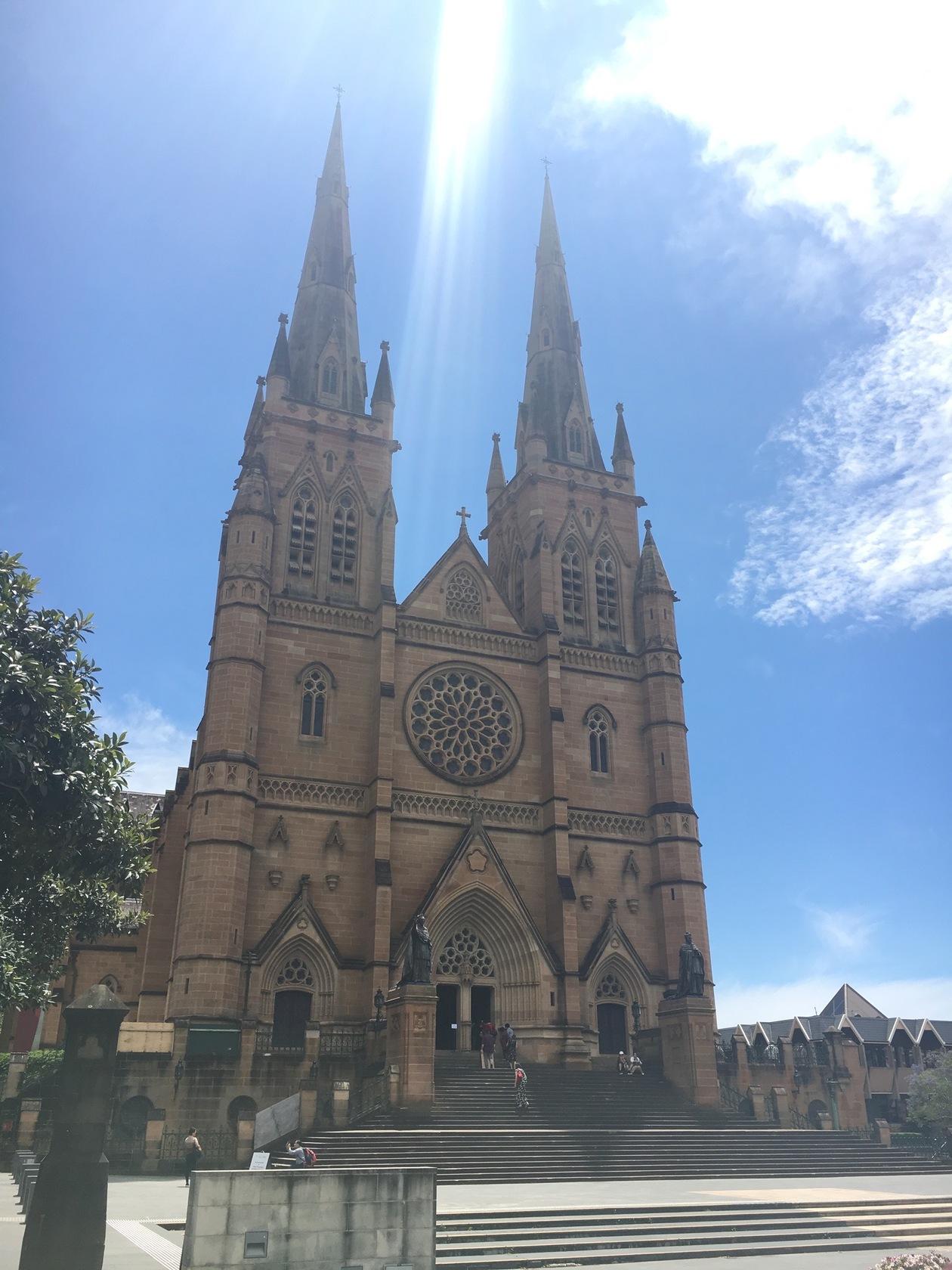 セント・メアリー大聖堂 | ニューカッスル(ニューサウスウェールズ州)在住トモさんのおすすめ観光スポット
