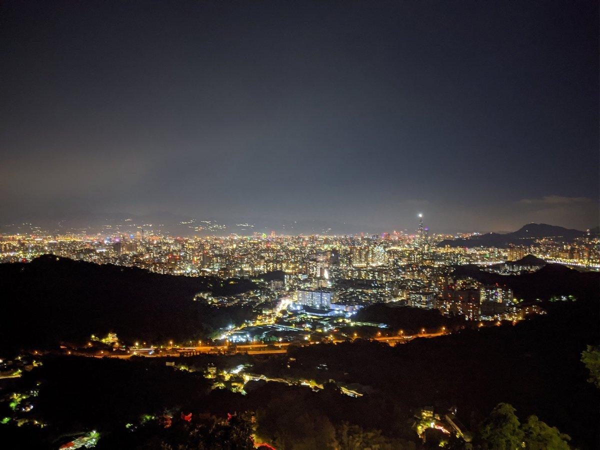 ホンルーディ | タイペイ(台北)在住あかりさんのおすすめ夜景スポット