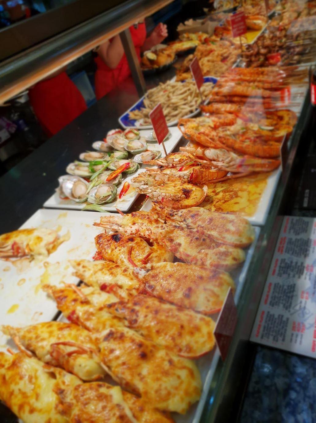 シドニー・フィッシュマーケット | ニューカッスル(ニューサウスウェールズ州)在住トモさんのおすすめグルメ・食事スポット