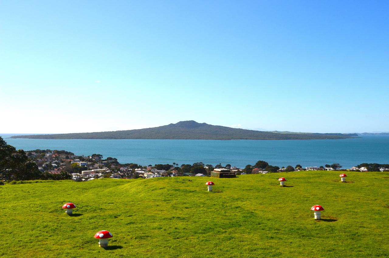 オークランド市内観光&フェリーで渡るデボンポート   オークランド(NZ)在住MYDOニュージーランドさんのおすすめ1日観光モデルコース&プラン