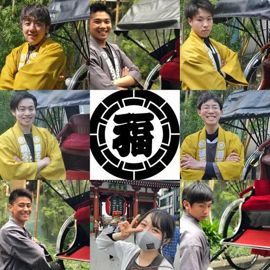 浅草人力車 福ろう屋 | 台東区(東京)在住スタートラベルさんのおすすめ観光スポット
