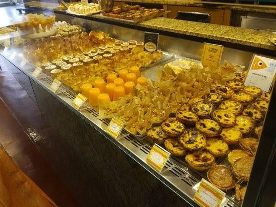 カフェ天国   リスボン在住Mさんのおすすめ料理・食べ物