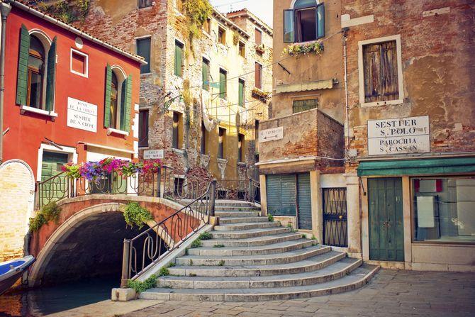 街全体が博物館のようなベネチア | ベネチア在住鈴徳イタリアさんのおすすめエリア・地区