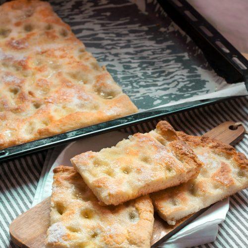 フォカッチャ ドルチェ | サン・サルヴァトーレ・モンフェッラート在住obagonさんのおすすめスイーツ・お菓子