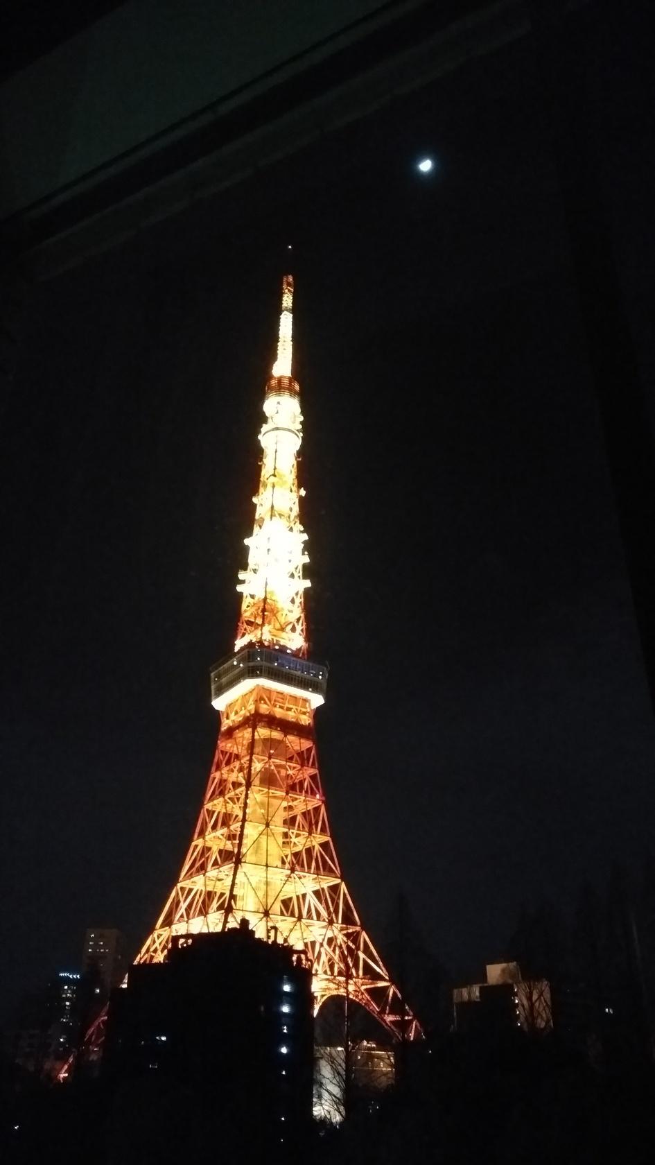 東京プリンスホテル | 港区在住ナミさんのおすすめ夜景スポット