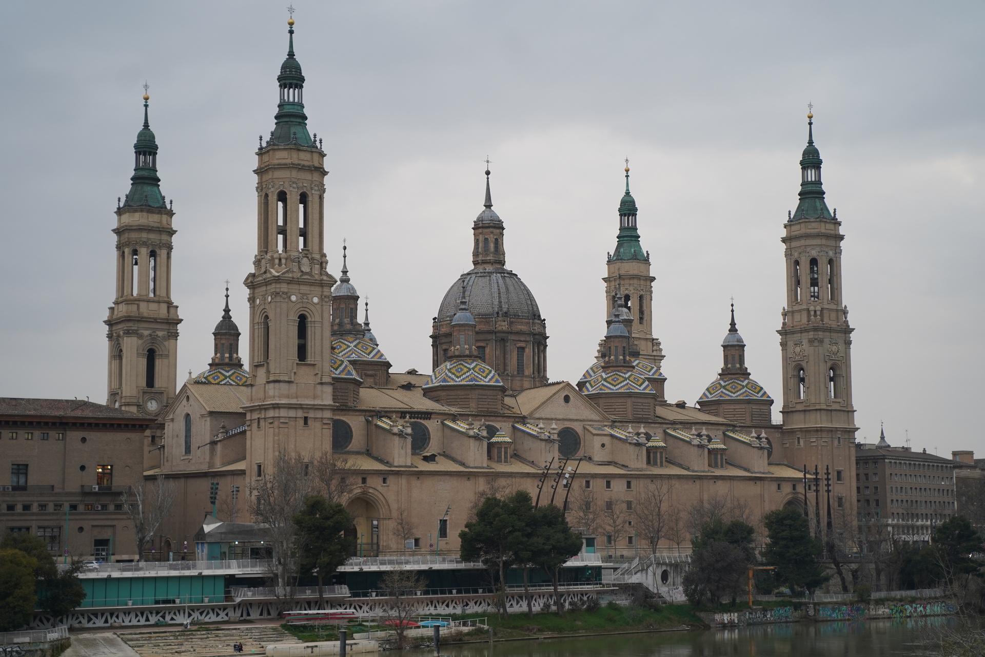 ヌエストラ・セニョーラ・デル・ピラール大聖堂 | ムルシア在住ひなこさんのおすすめエリア・地区