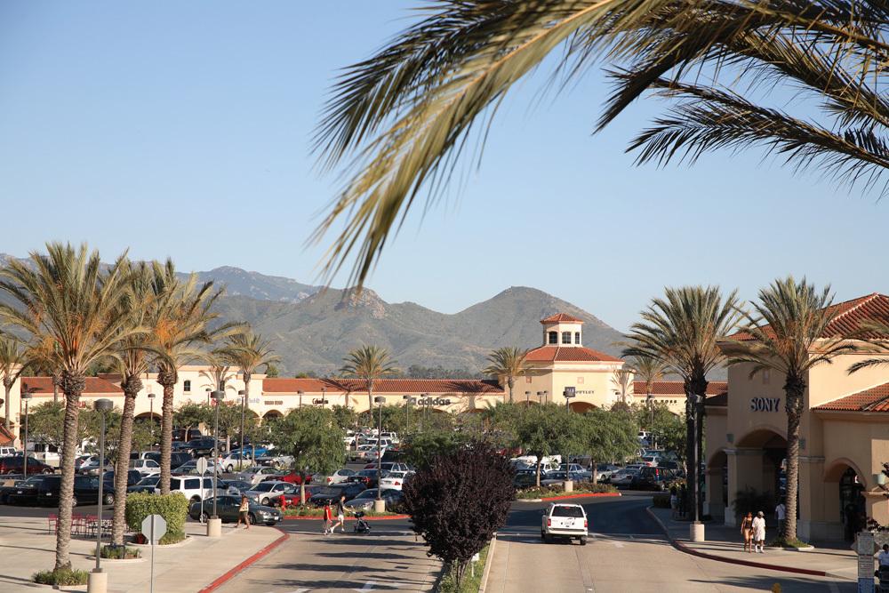 カマリロアウトレットモール   ロサンゼルス在住マサさんのおすすめショッピング・買物スポット