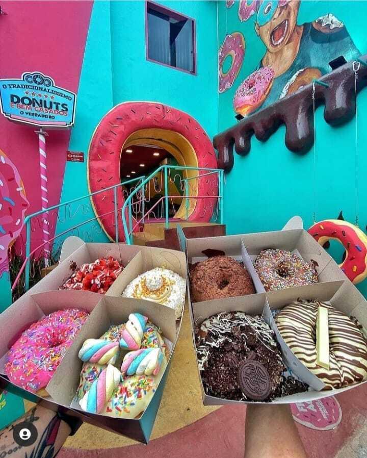 ドーナツ | サンパウロ在住ラリサさんのおすすめスイーツ・お菓子