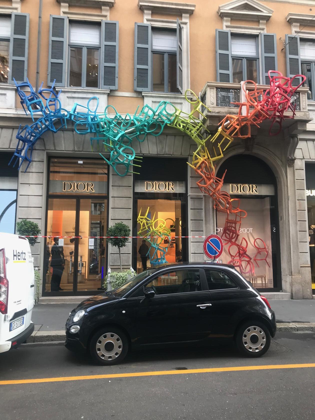 モンテナポレオーネ通り | ミラノ在住Milano_freeさんのおすすめショッピング・買物スポット