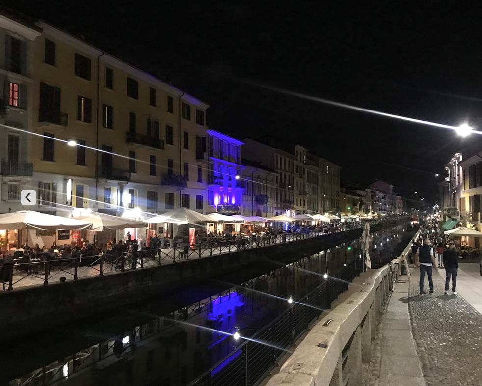 ナヴィリオ(運河地区)   ミラノ在住Milano_freeさんのおすすめ夜遊びスポット