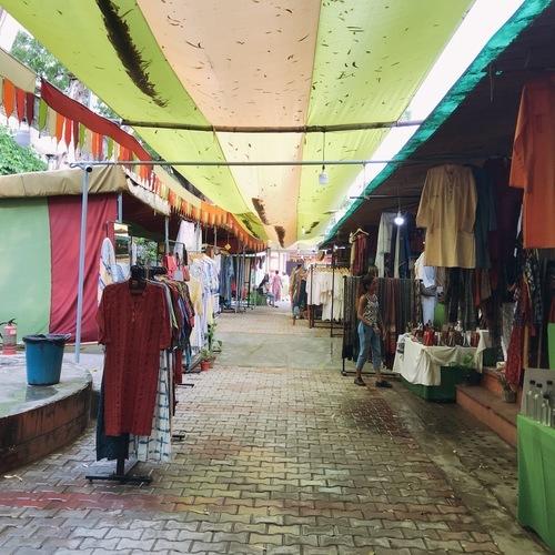 ネイチャーバザール   ニューデリー在住キララさんのおすすめショッピング・買物スポット