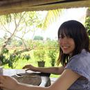 バリ島在住のロコ、chiiさん