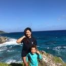 グアム島在住のロコ、hafadai_23さん
