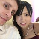グリヴィツェ在住のロコ、綾香さん